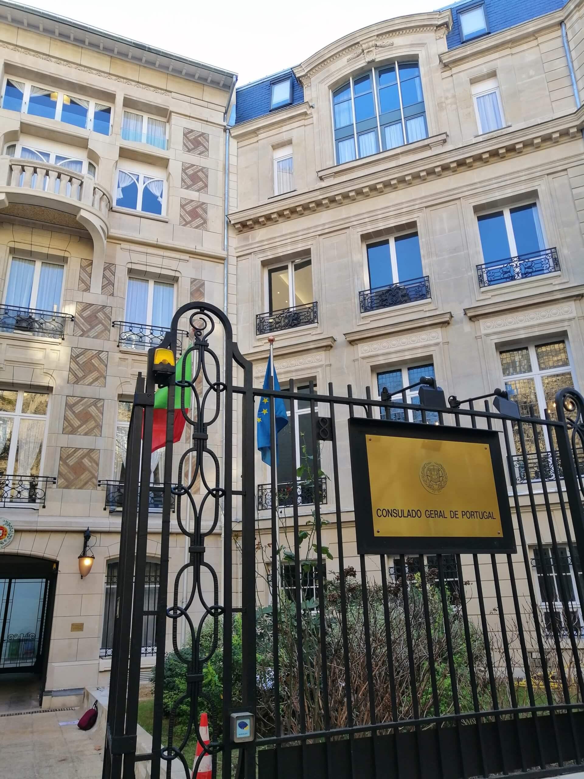 Entrée Consulat