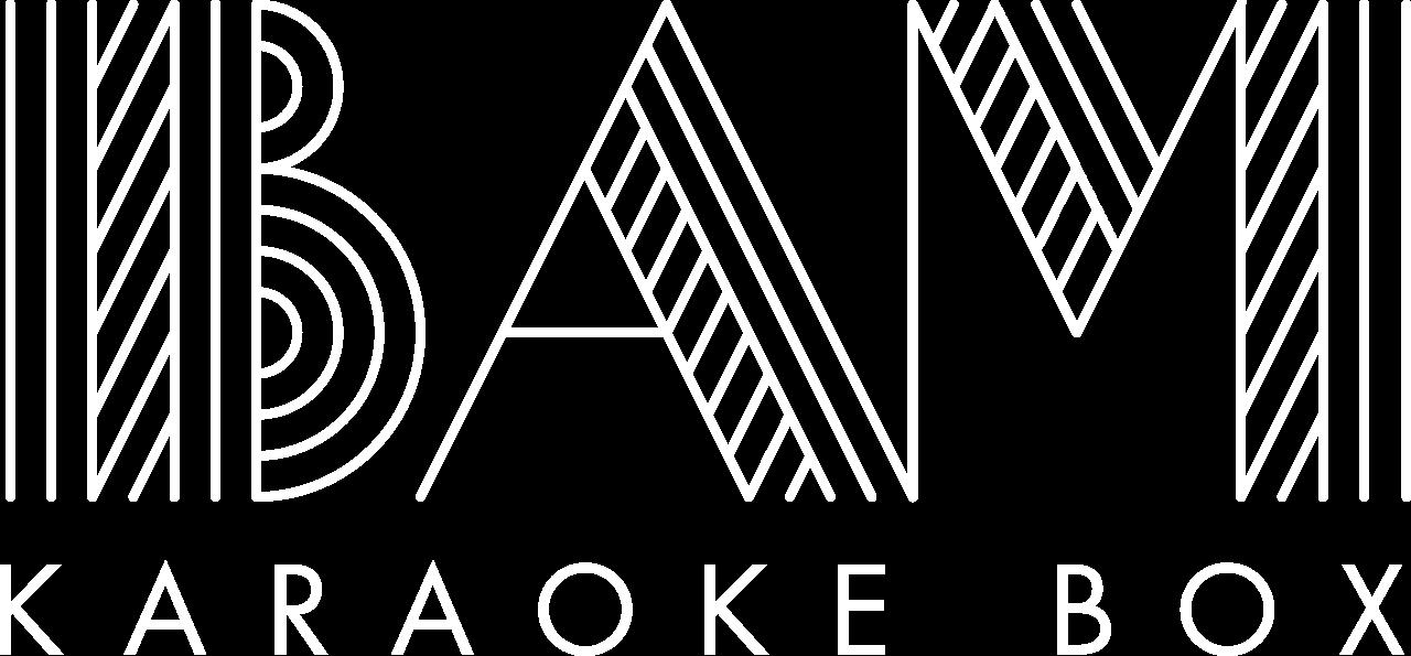 Logo Bam Karaoke Box